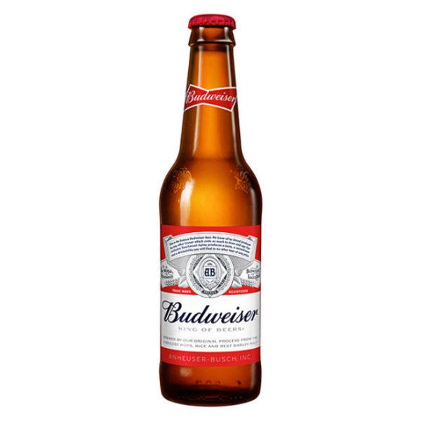 Budweiser Premium King of Beers 330ml