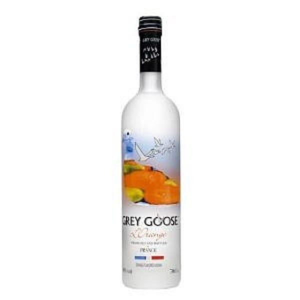 Grey Goose Orange Vodka 750ml