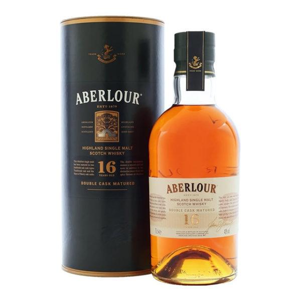 Aberlour 16 years Highland Single Malt Scotch Whisky 700ml