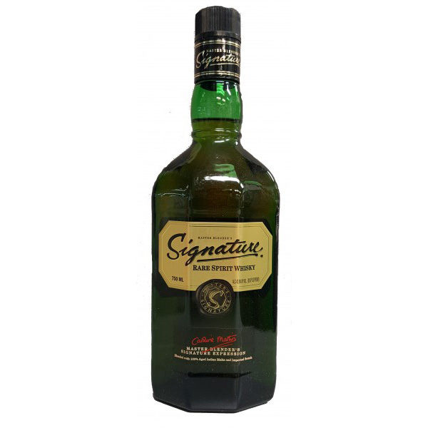 Signature Whiskey