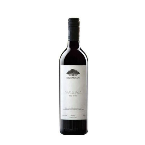 Big Banyan Shiraz 750ml