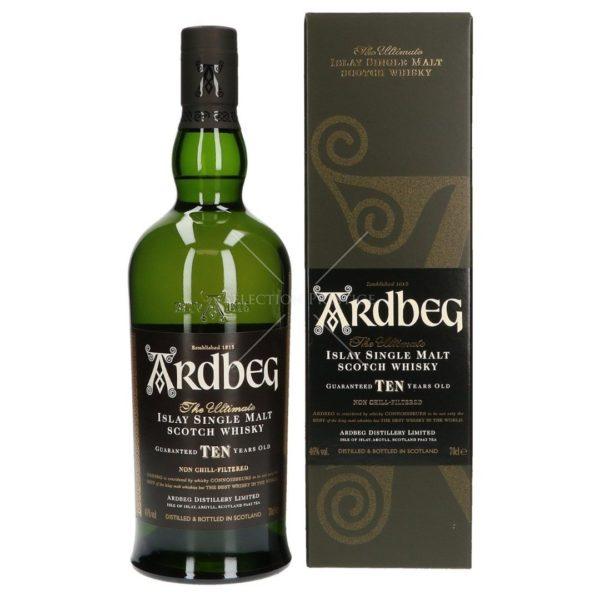Ardbeg Islay Scotch Whiskey