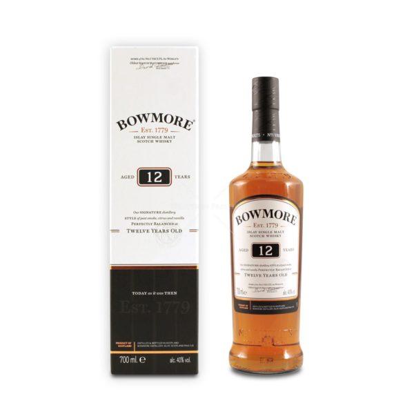 Bowmore Islay 12 years Whiskey