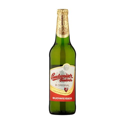 Budejovicky Budvar Czech Beer 330ml