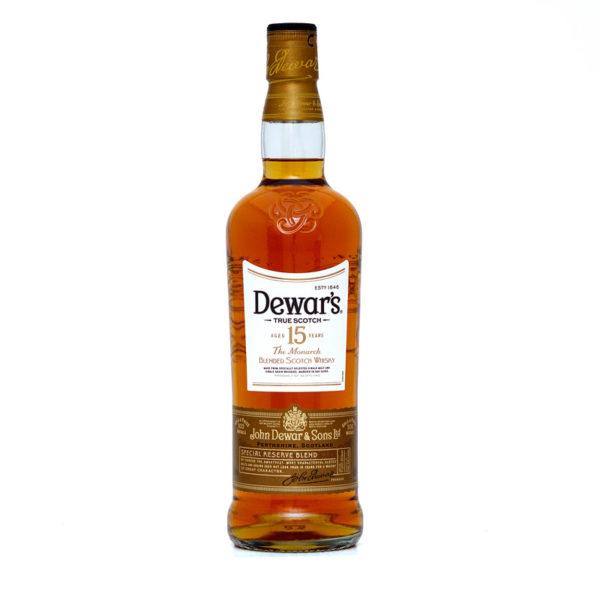 Dewars 15 Years Whiskey