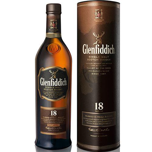 Glenfiddich Whiskey 750,700ml