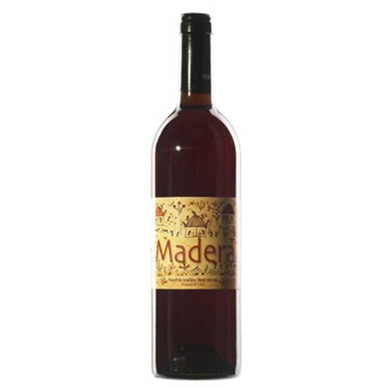 Madeira Red Wine