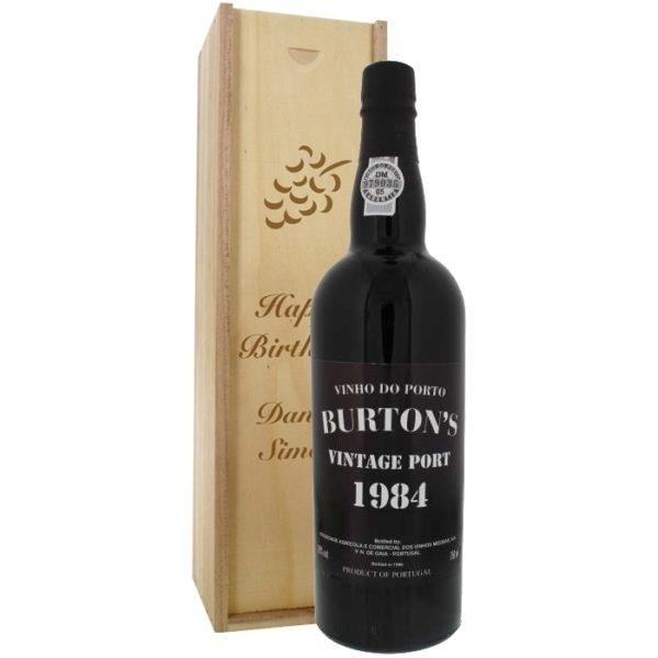 Burtons Port Wine