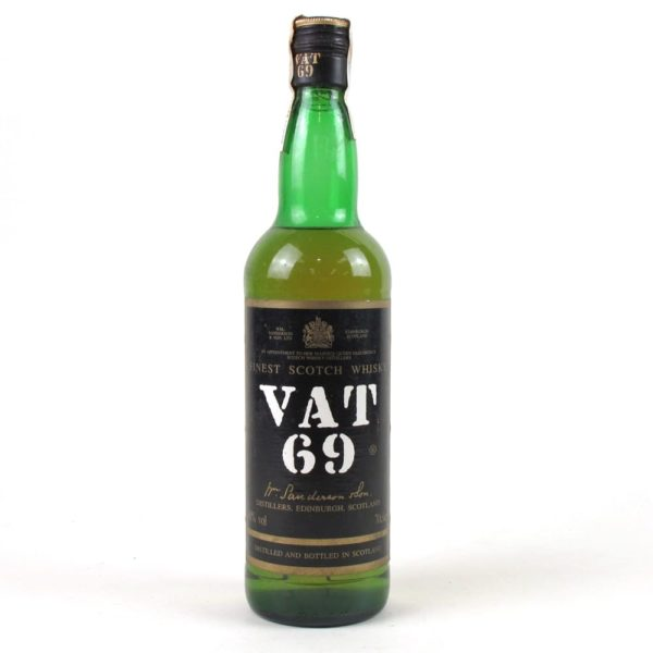 Vat 69 Scotch Whiskey