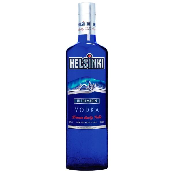 Helsinki Ultramarin Vodka 750ML