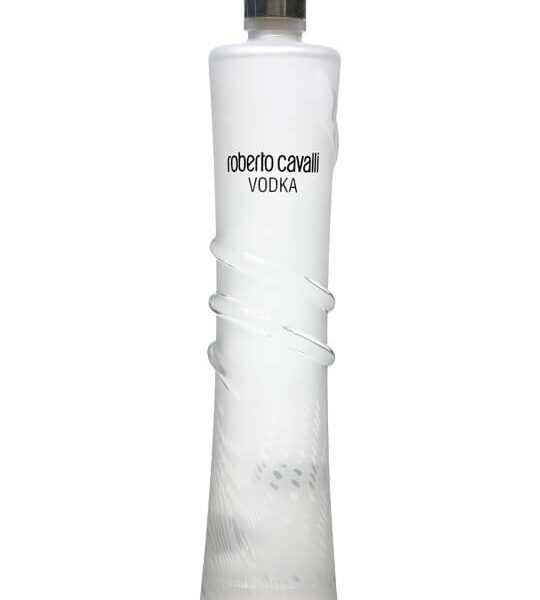 Roberto Cavalli Vodka 750ML