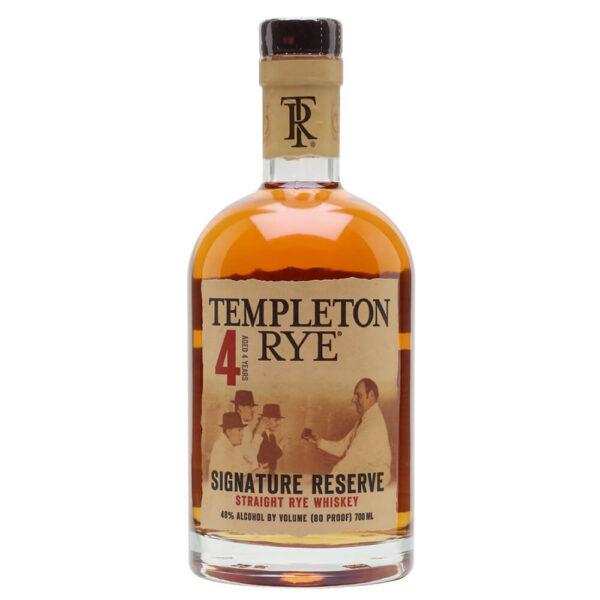 Templeton Rye Whisky 750ML