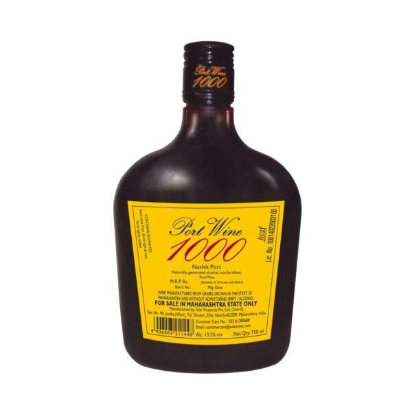 1000 Port Wine 750ML