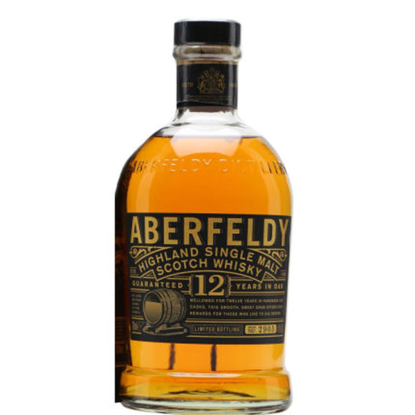 Aberfeldy 12 Years Whiskey