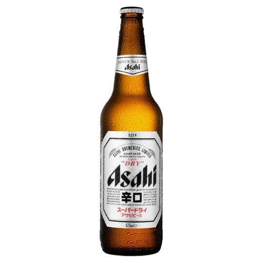 Asahi Super Dry Beer 330ml