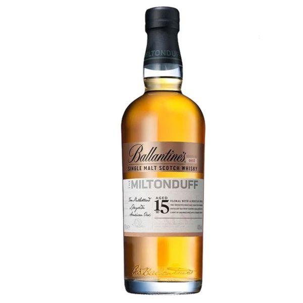Ballantine Scotch Whiskey