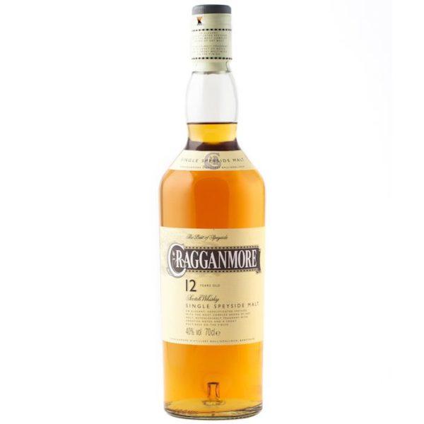 Cragganmore 12 Years Whiskey