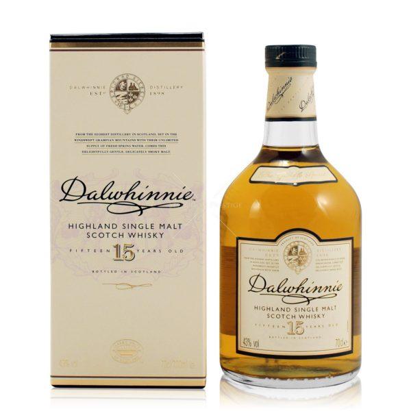 Dalwhinnie 15 Years Whiskey
