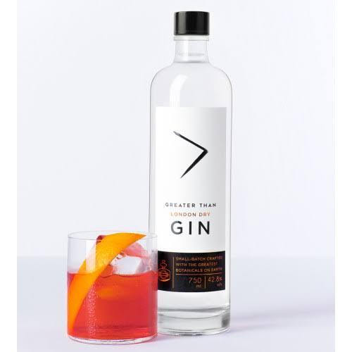 Greater Than London Gin 750ml