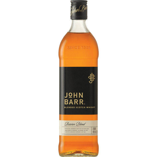 John Barr Reserve Scotch Whiskey