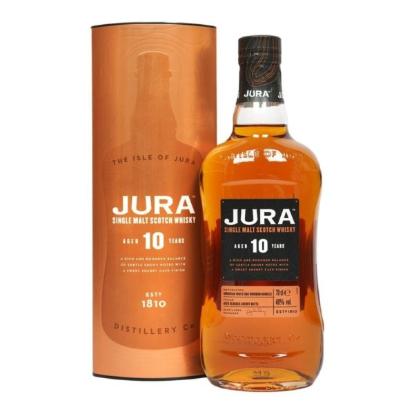 Jura 10 Years Scotch Whiskey
