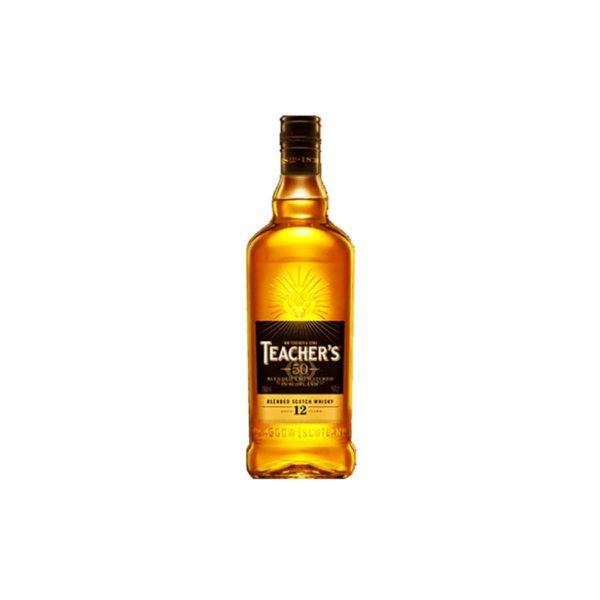 Teachers Whiskey 750ml