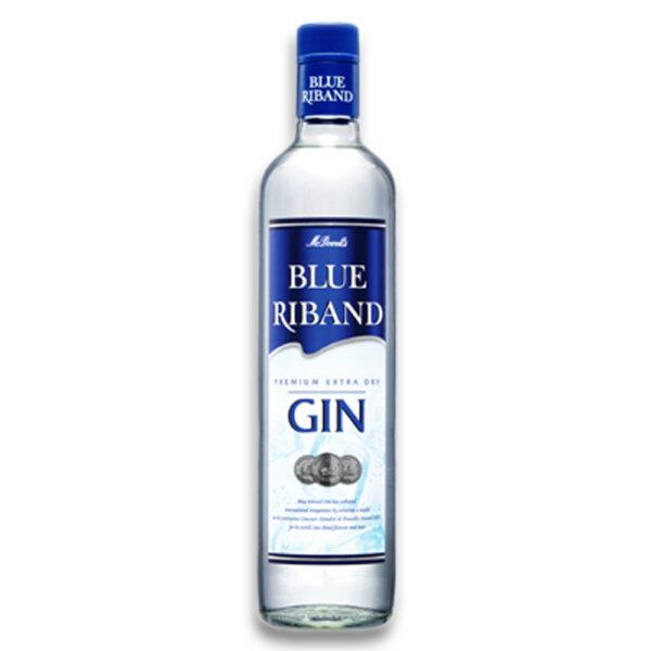 Blue Riband Premium Extra Dry Gin