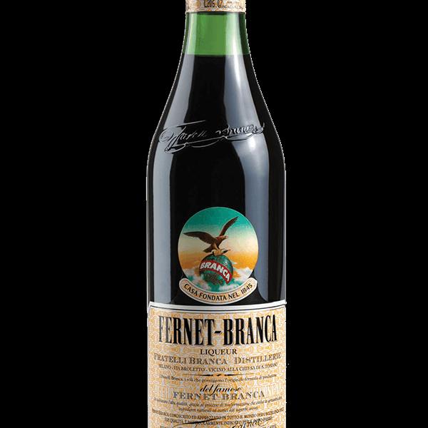 Fernet Branca Bitter Liqueur  750ML