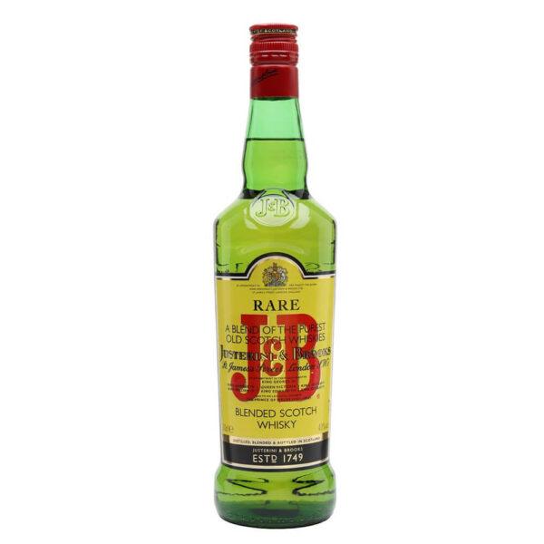 J&B Rare Blend Scotch Whisky 750ML