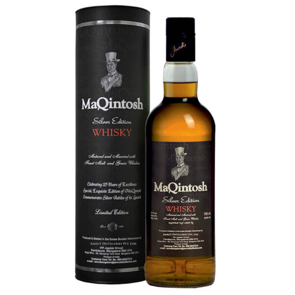 Maquintosh Silver Eidition Whisky 750ML