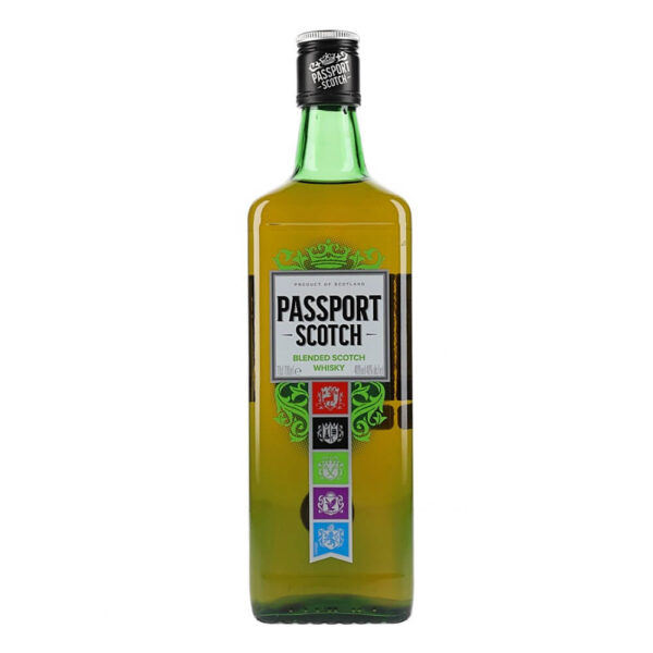 Passport Blended Scotch Whisky 750ML