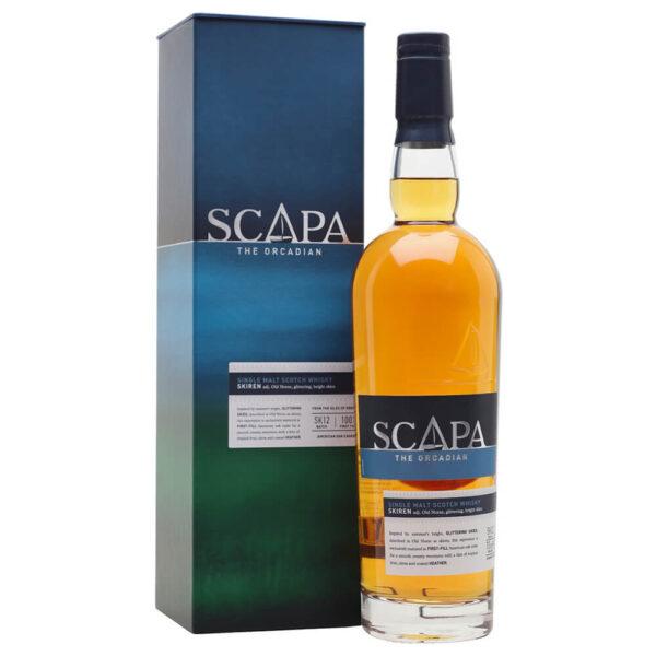 Scapa The Orcadian Single Malt Scotch Whisky 700ML